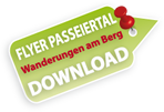 Flyer Passeiertal als Download