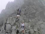 Aufstieg zum Tschigat