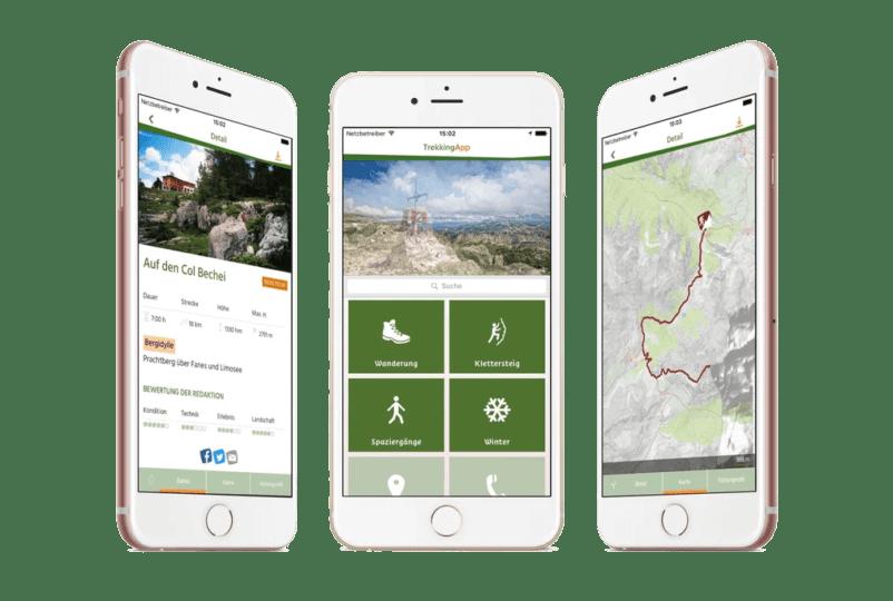 Südtirol Trekking Guide App
