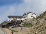 Koellner-Huette in den Dolomiten