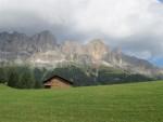 Rosengarten in den Dolomiten