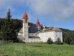 Kloster-Maria-Weissenstein in Suedtirol