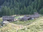 Seegruben-Alm-Hütte im Ultental