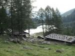 Weissbrunner-Almhütte im Ultental