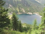 Weissbrunner-See im Ultental
