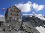 Payer-Hütte 3020m